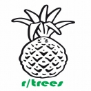 r/trees Pineapple Tee