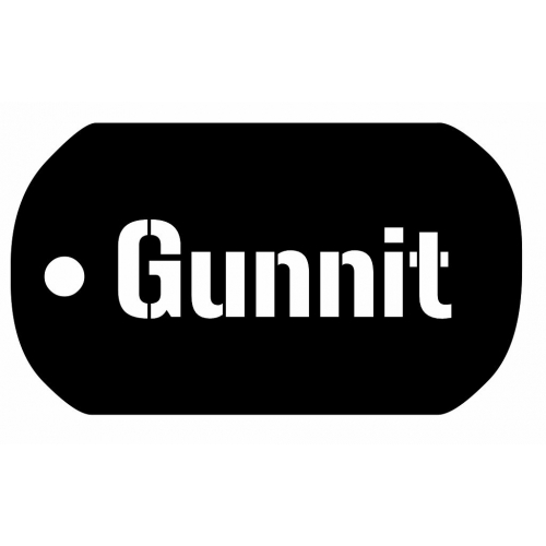 Gunnit Dog Tag Tee