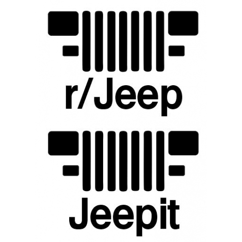 Jeepit reddit YJ decal pack