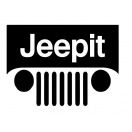 Jeepit decal