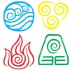 Avatar Elements decal pack