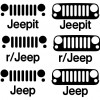 Jeepit reddit JK MEGA decal pack