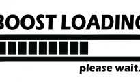 Boost loading decal set of 2