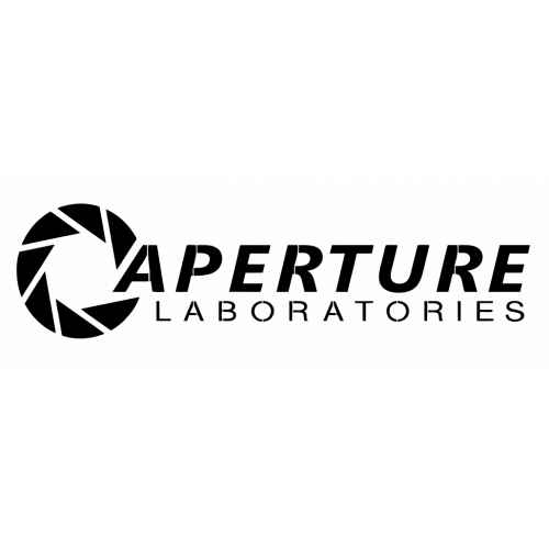 Portal Aperture Lab Decal Set