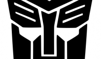 Transformers Autobot Decal Set