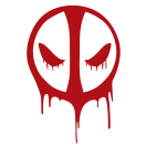 Deadpool decal set 2