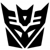Decepticon Decal Set