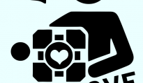 Portal One Love Decal Set