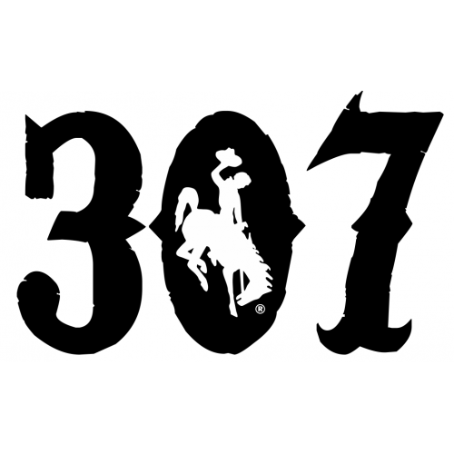307 Wyoming Vintage Decal