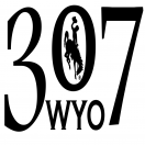 307 Wyoming WYO Decal