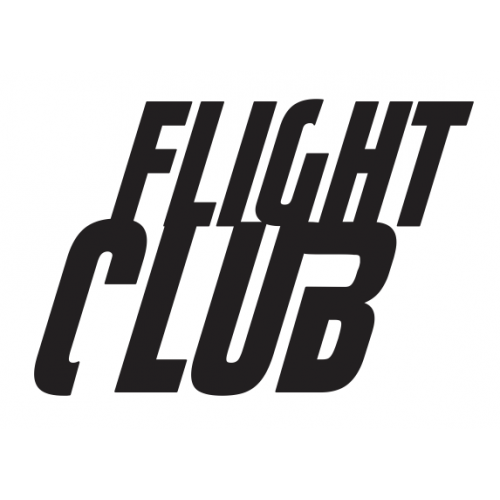 Flight Club decal