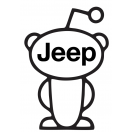Jeep /r/jeep set of 2